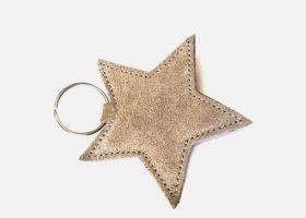 Porte-clés personnalisés en cuir