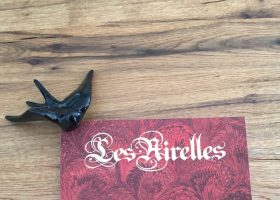 """""""Mother Christmases"""" at Les Airelles, beautiful hotel gifts"""