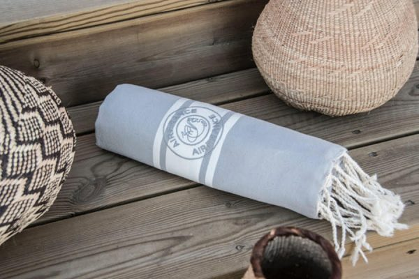 Personalised embroidered fouta beach towel,Serviette fouta traditionnelle brodée
