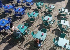 Chaise Lisbonne pour hôtels et restaurants