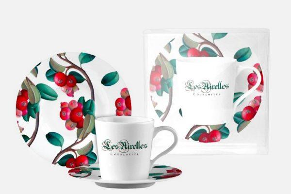 custom porcelain coffee cup - Tasse à café personnalisable