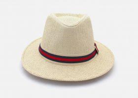 Chapeaux de paille personnalisés