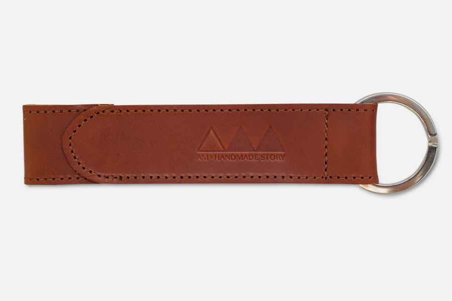 custom rectangular leather key rings s-Porte-clés rectangulaires personnalisés en cuir