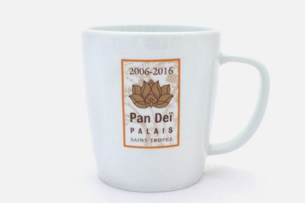 custom porcelain mug - Mug en porcelaine personnalisable