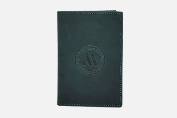 custom leather passport sleeve,étui à passeport en cuir personnalisé