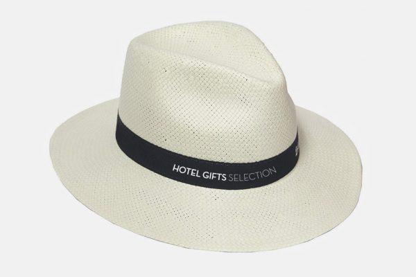 Custom straw hats- Chapeaux de paille personnalisés