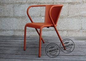5008 Portuguese chair in steel