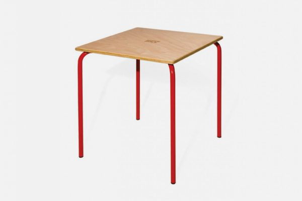 table en métal pour hôtels et restaurants, Metal table for hotels and restaurants