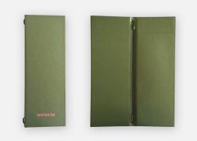 custom menu covers for hotels and restaurants, menus personnalisés pour hôtels et restaurants