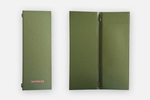 custom menu covers for hotels and restaurants, menus personnalisés pour hôtels et restaurants