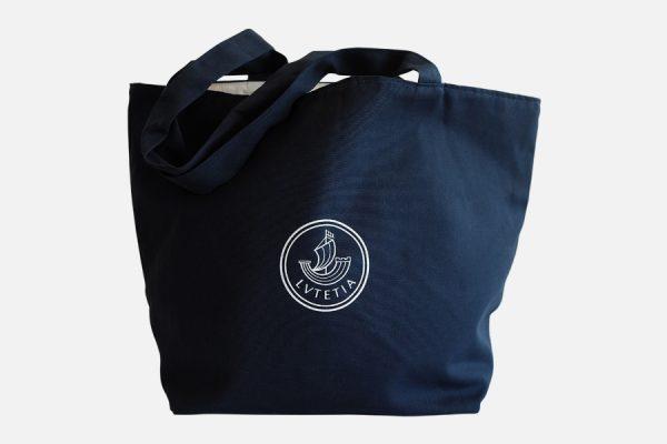 Sac en grosse toile de coton de couleur personnalisable, Custom luxury canvas cotton bag