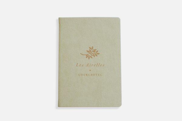 Carnets personnalisés en simili cuir de haute qualité, Custom luxury faux leather notebooks