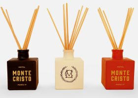 Customized reed diffusers