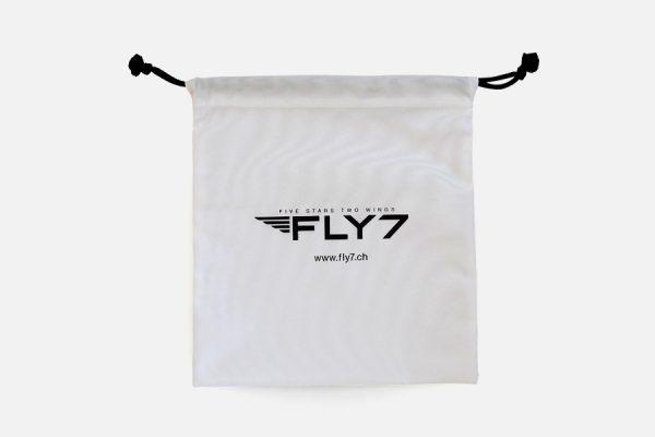 Custom waterproof drawstring bag, Trousse imperméable à cordons personnalisable