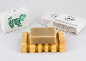 Custom eco-friendly handmade soap