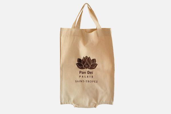 Sac à journaux pour hôtels, Hotel cotton newspaper bag