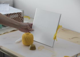 Discover a bookbinding studio in the heart of Lisbon