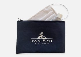 Waterproof mask storage bag ;Pochette pour masque imperméable